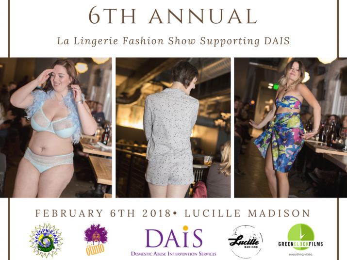 6th Annual La Lingerie Fashion Show Event tickets - La Lingerie
