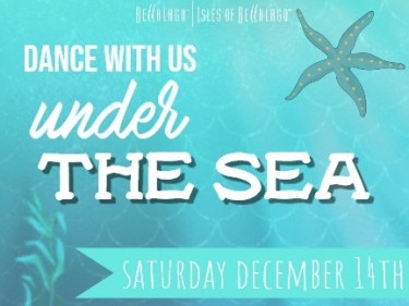 Under the Sea Holiday Party Event tickets - Bellalago Club