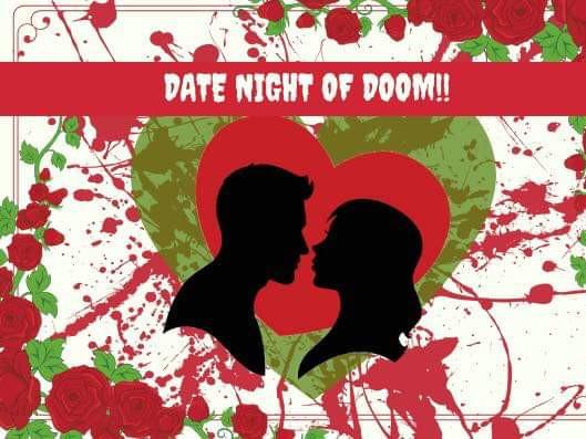 Date night of Doom! Event tickets - Stem Events