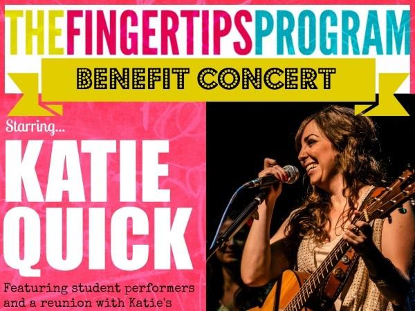 Katie Quick LIVE in Concert Event tickets - Katie Quick
