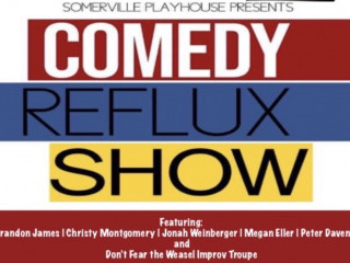 Comedy Reflux Event tickets - Playhouse