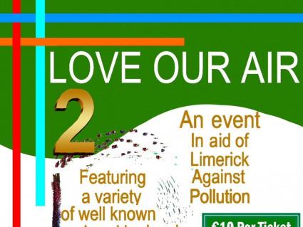 Love Our Air Event tickets - Dolans pub