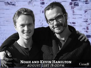 Noah and Kevin Hamilton