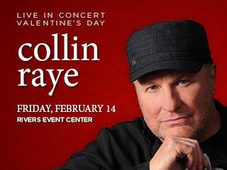 Collin Raye in concert