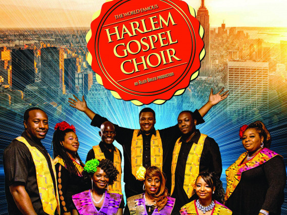 Harlem Gospel Choir tickets - Dolans pub