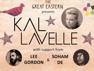 Kal Lavelle + Lee Gordon + Soham De Event tickets - Musical Keys