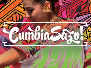 CumbiaSazo! Dance Party 8/28 Event tickets - CumbiaSazo