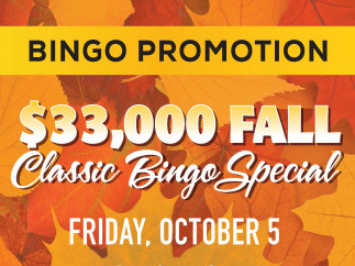 Fall Classic Bingo Special Event tickets - Fort Hall Casino