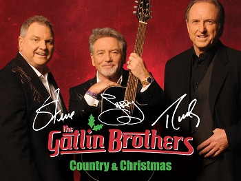 Larry, Steve & Rudy: The Gatlin Brothers