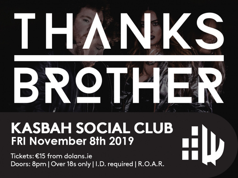 Thanks Brother Event tickets - Dolans pub
