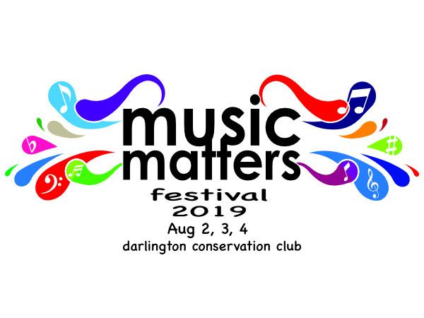 Music Matters Festival Event tickets - jasonwellsmusic