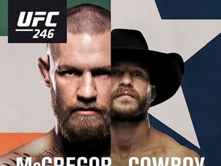 McGregor vs Cerrone UFC 246 Fight