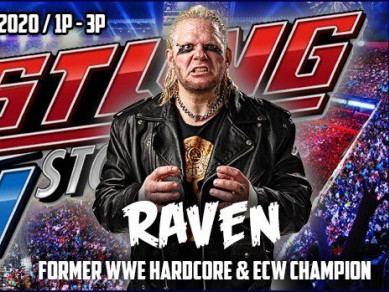 Meet ECW Legend Raven