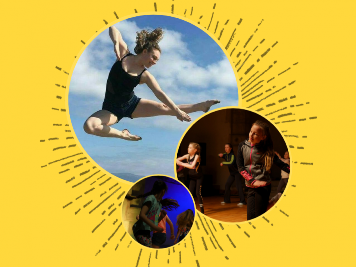 Dance Burst Summer Camp for 5-8Yrs Event tickets - Dance Limerick