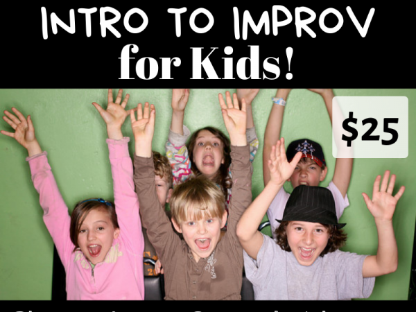Intro to Improv for Kids