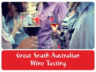 Great South Australian Wine Tasting Event tickets - Meiburg Wine Media