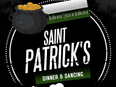 St Patrick's Day Dinner Event tickets - Bellalago Club