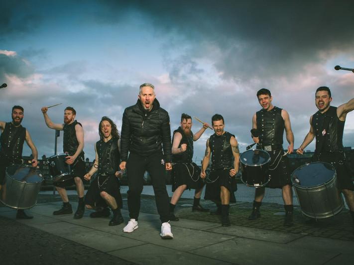 Dec Pierce Block Rockin Beats tickets - Dolans pub