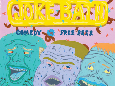 Joke Bath: Comedy + Free Beer Event tickets - Good Good Comedy Theatre