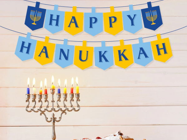 Be the Light Chanukah Party