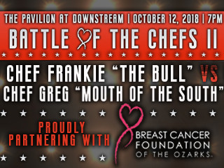 Battle Of the Chefs II tickets - Downstream Casino