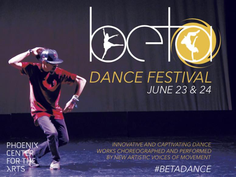 Beta Dance Festival Event tickets - Phoenix Center for the Arts