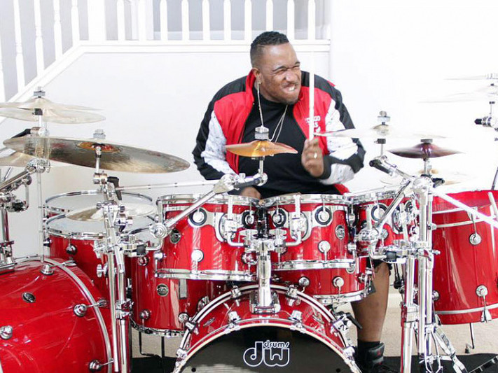 Eric Moore Experience: Drum Clinic tickets - The Open Book