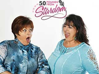 50 POUNDS FROM STARDOM
