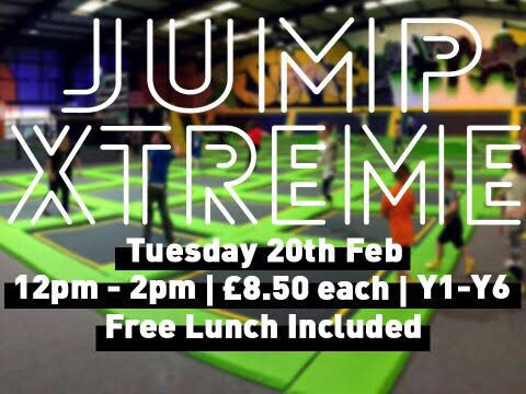 Giants: Jump Xtreme tickets - Kings Church