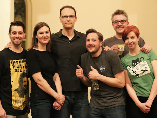 NC Comedy Fest: SOS Improv