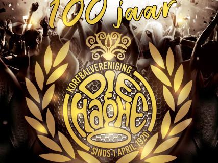 KV Die Haghe 100 jaar Jubileumfeest