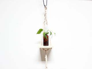 DIY Macrame Hanging Shelf Event tickets - San Diego Made