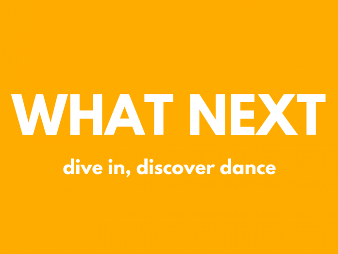 What Next - Prog 1: Transitions Event tickets - Dance Limerick