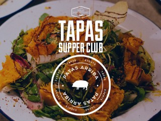 Patas Arriba Pop Up Tapas Supper Club Event tickets - Velo Domestique