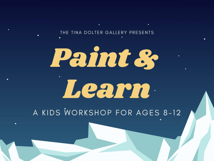 Paint & Learn - A Kids Painting Workshop