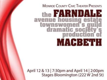 Farndale Macbeth Event tickets - Monroe County Civic Theater
