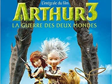 Arthur 3 (French) - Regina Movie Night