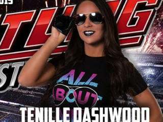 Meet Tenille Dashwood fka Emma Event tickets - The Wrestling Guy