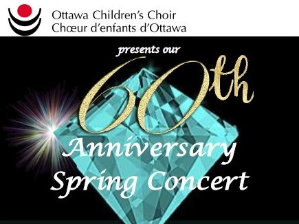 Ottawa Children's Choir Spring Concert Event tickets - Ottawa Children's Choir