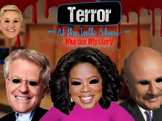 Terror at the Talk Show Event tickets - Stem Events