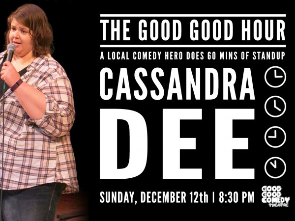The Good Good Hour Event tickets - Good Good Comedy Theatre