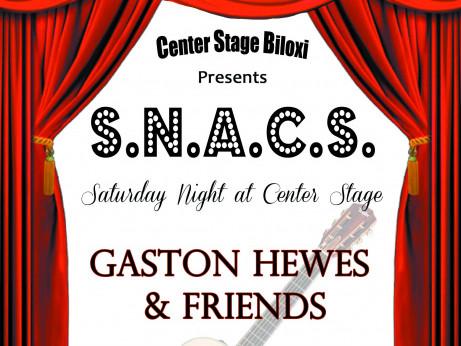 S.N.A.C.S. - Gaston Hewes & Friends