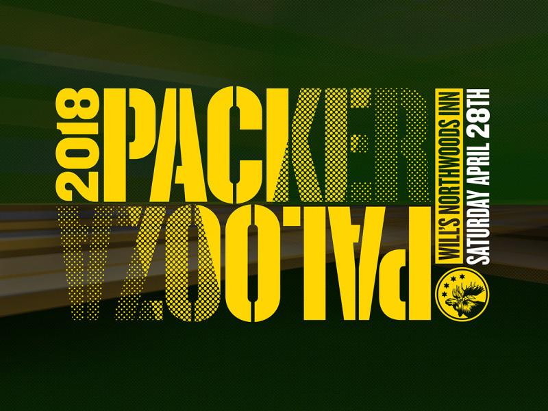 Packerpalooza 2018 Event tickets - Will's Northwoods Inn