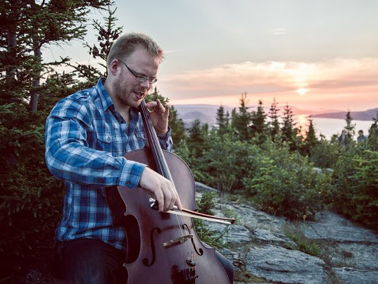 Music for 2 Cellos in Woody Point Event tickets - Gros Morne Summer Music