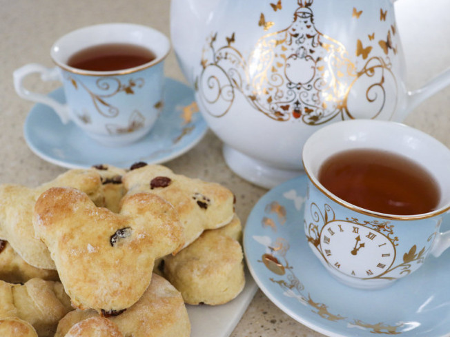 Tu B'Shevat Tea Time and Scones on Zoom