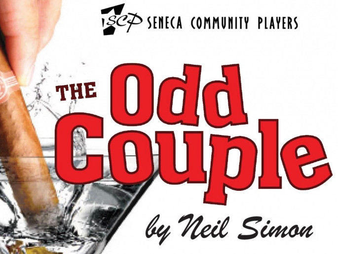 The Odd Couple by Neil Simon Event tickets - Seneca Community Players