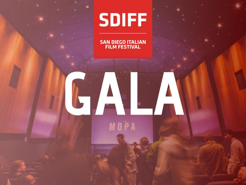 Gala - feStivale 2019 tickets - San Diego Italian Film Festival