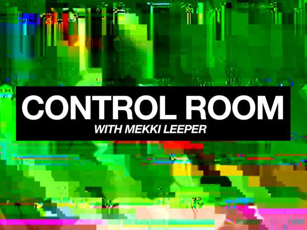 Control Room with Mekki Leeper tickets - Good Good Comedy Theatre