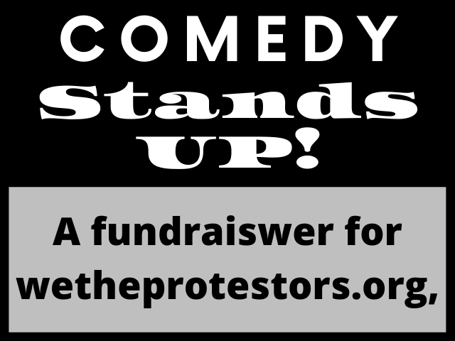 Comedy Stands Up! - A Fundraiser