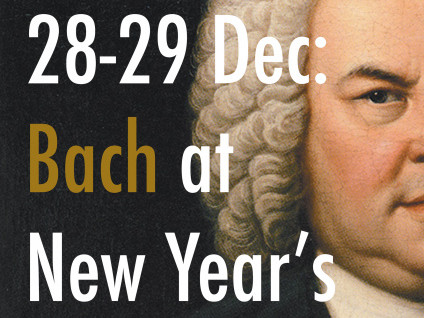 Bach at New Year's  Event tickets - Ensemble Virama